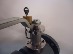 Stemextension with locking device