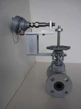 DN25 gate valve with Go Switch