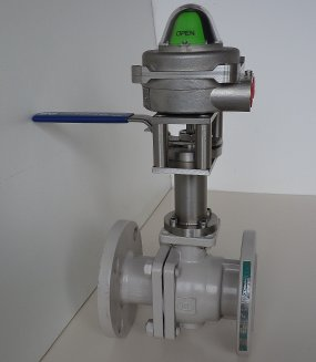 100mm stemextension including switchbox