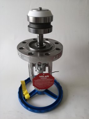 Soft Seated Globe Valve for 100% sealing and more corrosion resistance